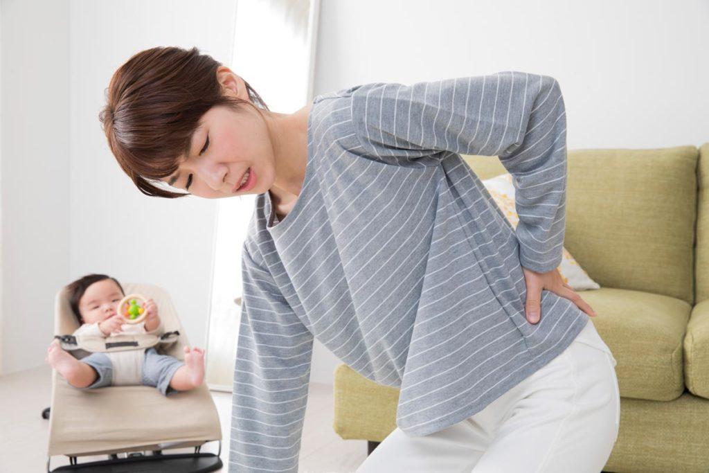 腰痛になりやすい悪習慣
